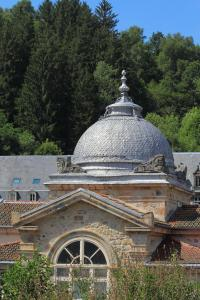 Les Grands Thermes de La Bourboule