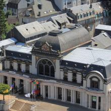 Le casino de La Bourboule